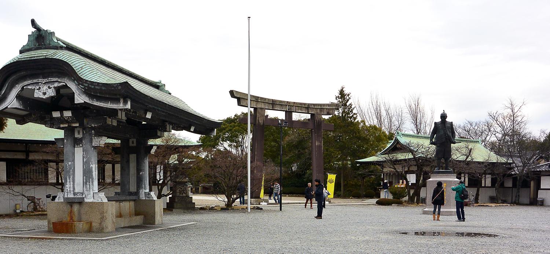 osaka castle kansai japan